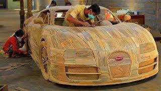 ये  Handmade Cars देख कर आपके होश उड़ जायेंगे  | 5 Most Incredible Handmade Cars That Actally Exist
