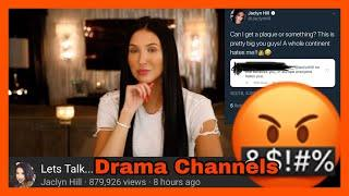 Jaclyn Hill Let's Talk... DRAMA CHANNELS ????