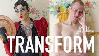 Self-Acceptance as The Work of Life, Drag Performer Sebastien Vion