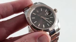 Rolex Datejust 41 126331 Luxury Watch Review