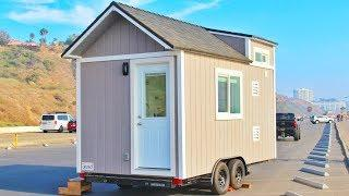 Absolutely Luxury Modern Tiny House on Wheels For Sale only $41K