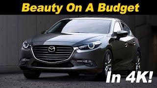 2018 Mazda Mazda3 Review and Comparison
