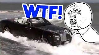 DESTROYING EXPENSIVE CARS!