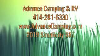 2019 Simplicity SRT Desert Sand LX With Nav & Backup Camera Luxury Chassis