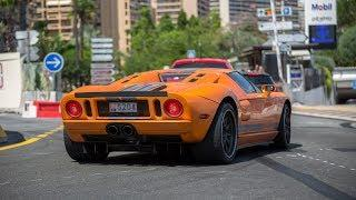 Supercars in Monaco 2018 - VOL. 5 (LaFerrari, Diablo SV, Huracan Performante, Capristo SV, GT2 RS)