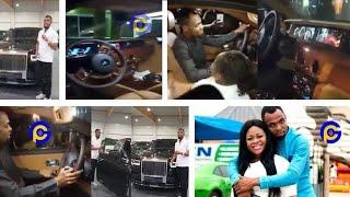 Richest:Rev Obofour's dollar mansion at Trasacco,Rolls Royce,and more cars