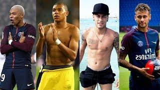 Kylian Mbappe vs Neymar Transformation 2018 | WHO IS BETTER?