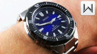 """Seiko Prospex Transocean Divers 200m SBDC047 """"Rising Wave"""" Luxury Watch Review"""