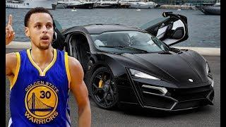 Luxury Life Of Stephen Curry 2018