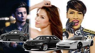 Famous Celebs And Their Luxurious Cars. Who Do You Think Has The Most Expensive Car?