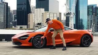 Lorbek Friday Drive - McLaren 720S Performance