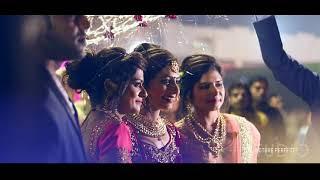 The wedding celebration Sahil + priyanka