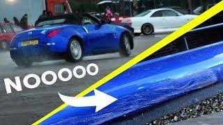 I DRIFTED MY 350Z & DAMAGED IT!