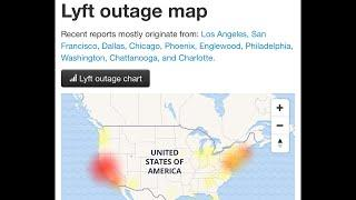 Lyft Outage! Uber Retaliated!