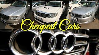 Cheapest used Cars????/Second Hand Certified Luxury Cars at cheapest price Delhi