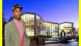 Pharrell Williams House Tour $15600000 Mansion Luxury Lifestyle 2018