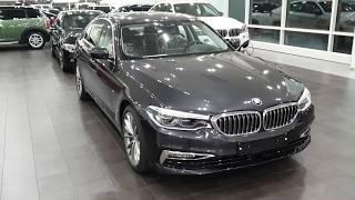 BMW 540i Luxury Plus Sophisto Grey(A90) & Mocha Seats
