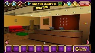 G4E Luxury Hotel Escape Walkthrough [Games4Escape]