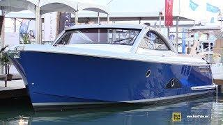 2019 Keizer 42 Luxury Yacht - Walkthrough - 2019 Miami Boat Show
