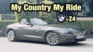 Bmw Z4 Convertible | Pre Owned Sports Car | Limited In India | My Country My Ride