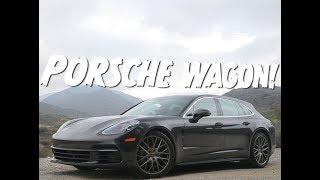 Porsche Panamera Sport Turismo 4S – One of the best cars ever...