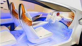 Most High-Tech Cars In Future World