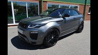 2016 Land Rover Range Rover Evoque 2.0 TD4 HSE Dynamic Lux For Sale in Louth Lincolnshire