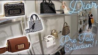 Luxury Shopping Vlog New Pre Fall '18 Dior + Intermix Collective