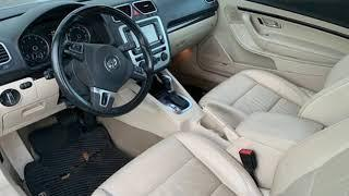 Used 2015 Volkswagen Eos Atlanta Alpharetta, GA #BC127A