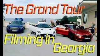 The Grand Tour Filming in Georgia