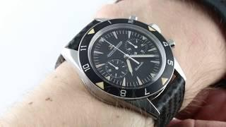 Jaeger-LeCoultre Deep Sea Vintage Chronograph Q207857J Luxury Watch Review