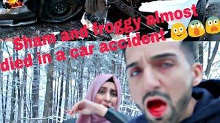 Sham Idrees and Froggy almost Died in a car accident ????