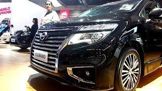 ALL NEW NISSAN ELGRAND | IN DETAILS | GREAT LUXURY MPV