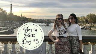 Ζήσαμε luxury καταστάσεις! - Vlog in Paris Day #3