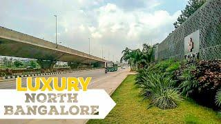 Luxury 4BHK Apartments near Hebbal, Bengaluru Tour by Property Vlogs