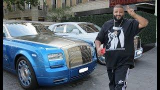 DJ Khaled Expensive Cars Collection 2018