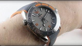Omega Seamaster Planet Ocean 600m 43.5mm (215.92.44.21.99.001) Luxury Watch Review