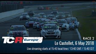 2018 Le Castellet, TCR Europe Round 2 in full