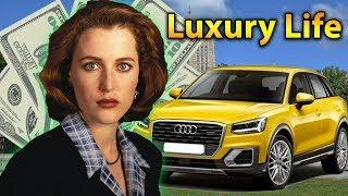 Gillian Anderson Luxury Lifestyle | Bio, Family, Net worth, Earning, House, Cars