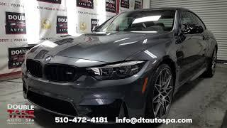 Best Protection for BMW | 2018 BMW M4 | Ceramic Pro Installers | DoubleTake Auto Spa of Fremont