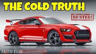THE truth ABOUT the GT500 2019/2020?! What FORD doesn't want THE public to KNOW about THE next GT500