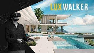 LUX Walker - Simple VR for Architecture