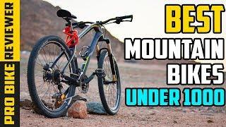 Best Mountain Bikes Under 1000 - Which Is The Best Mountain Bike?