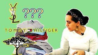 menswear thrift haul| LUXURY BRAND?? مشترياتي للملابس الرجالي من الوكالة