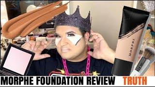MORPHE FOUNDATION REVIEW THE TRUTH