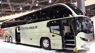 2019 Neoplan Cityliner L Luxury Coach - Exterior and Interior Walkaround - 2018 IAA Hannover