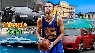 Stephen Curry's Luxury Lifestyle 2018
