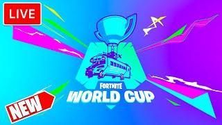 ???? FORTNITE WORLD CUP: WEEK 2 FINALS[LIVE] ????