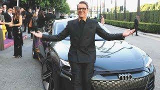 Robert Downey Jr (Iron Man) Car Collection 2019