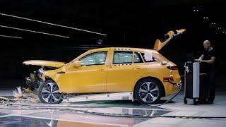 Mercedes-Benz EQC Safety Features